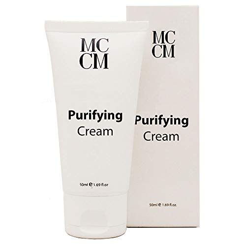 CREMA PURIFICANTE (Purifying Cream) de MCCM - Medical Cosmetics, 50 ml, para pieles grasas
