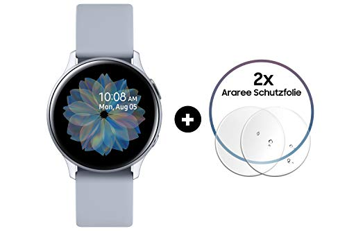 Samsung Galaxy Watch Active2 Aluminium 44mm Explorer Edition (LTE) silber