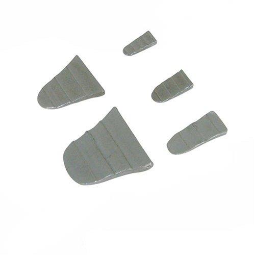 Silverline 273200 - Juego de cuñas para martillo, 10 pzas (