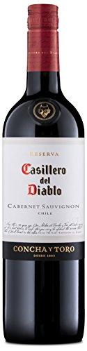 Concha y Toro Casillero del Diablo CABERNET SAUVIGNON Reserva 2017 13,5% Vol. 0,75 l