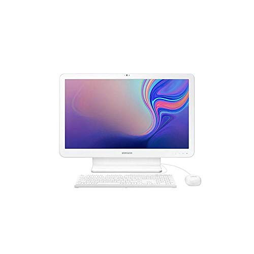 Computador All in One E3 Samsung, Intel Core i3, 4gb, 500gb Hd, 21.5' Full Hd Led, Win 10 - Branco