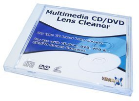 World of Data - Limpiador lentes unidades ópticas