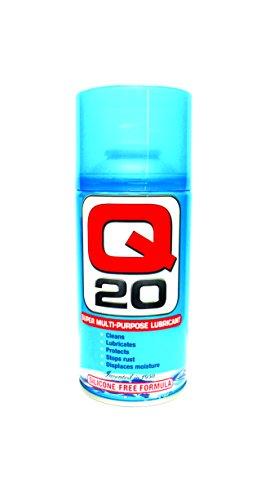 Q OIL Super vielseitiges Schmiermittel- und Wasserverdrängungs-Spray, 300ml