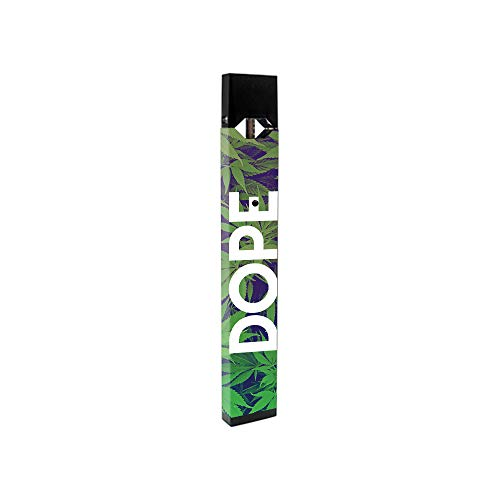 MightySkins Skin Compatible with Juul - Dope | Protective, Durable, and Unique Vinyl Decal wrap Cover | Easy to Apply, Remove, and Change Styles | Made in The USA