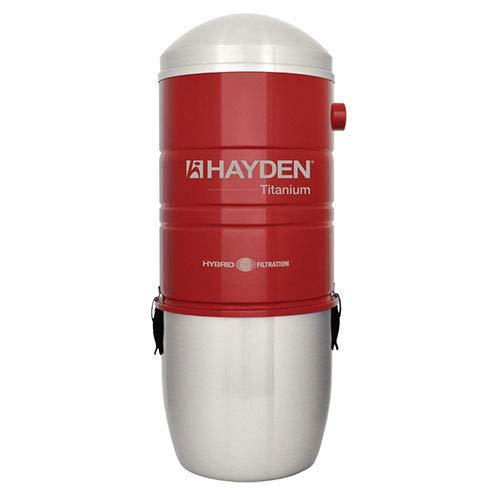 Titanium Hybrid Central Vacuum Power Unit by...
