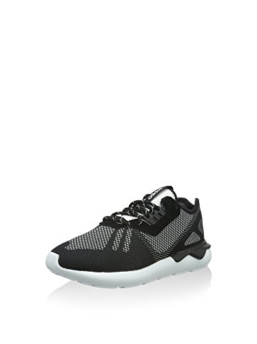 adidas Tubular Runner Weave, Herren Laufschuhe, Schwarz (Core Black/Core Black/Ftwr White), 42 EU (8 Herren UK)