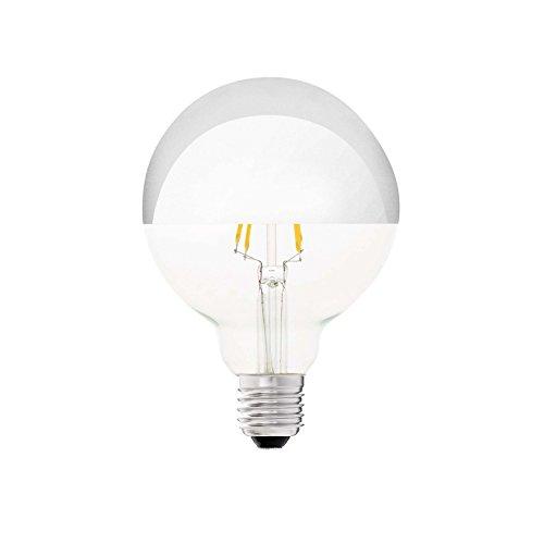 Faro 17271 - Lampe G95 Spiegel E27 LED 4 W 2700 K 400 lm
