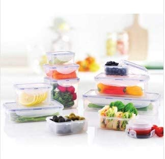 ギフト LOCK HPL805S11 マーケティング Easy Essentials Container Set Storage Food
