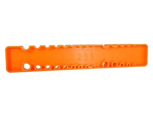 Deluxe Plastic Jig for Splicing O-Rings
