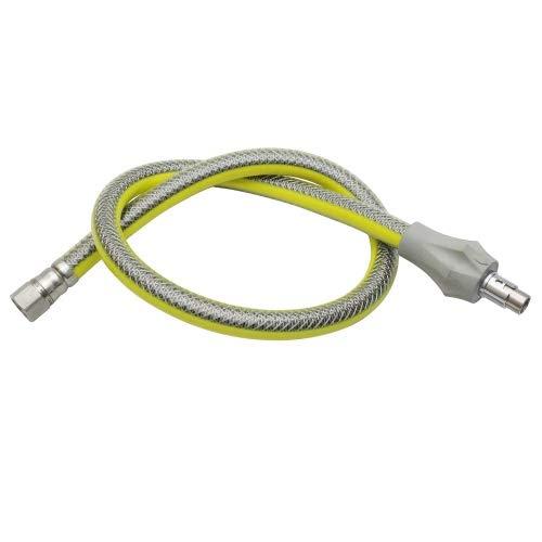 Gasschläuche 500-2000mm 1/2' x Schnellkupplung Länge 1250 mm