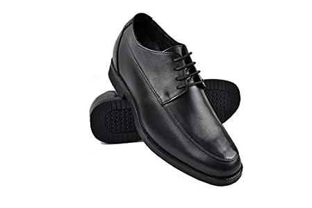 Zerimar Zapatos con Alzas Interiores para Hombres Aumento 7 cm | Zapatos de Hombre con Alzas Que Aumentan Su Altura | Fabricados en España