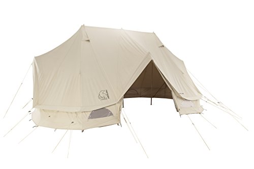 Nordisk Vanaheim 24 - - 24 beige tente de camping 3 à 8 personnes