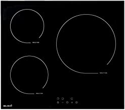 Table De Cuisson 3 foyers Induction Avec Minuterie – BELDEKO TI3V-105