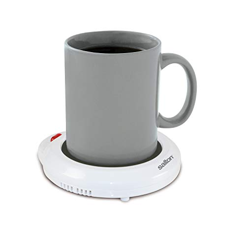 Salton Coffee Mug & Tea Cup/Mug Warmer, 1, White