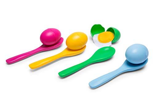 BuitenSpeel B.V.- Cuchara para Correr, Multicolor, Talla única (BS Toys GA332)
