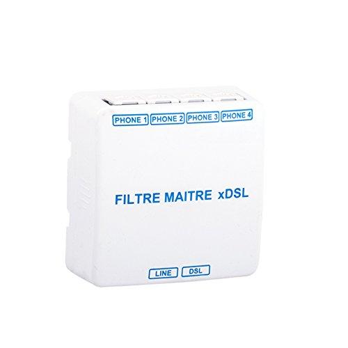 Batilec - Filtre maître ADSL