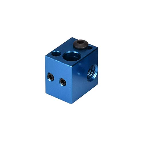 V5 Heat Block Silicone Sock Aluminium Silver Blue Black Red 3D Printer Parts For V5 J-Head 3D Printer Extruder Hotend
