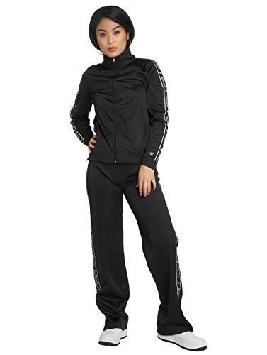Champion Athletics Damen Jogginganzüge Full Zip schwarz M