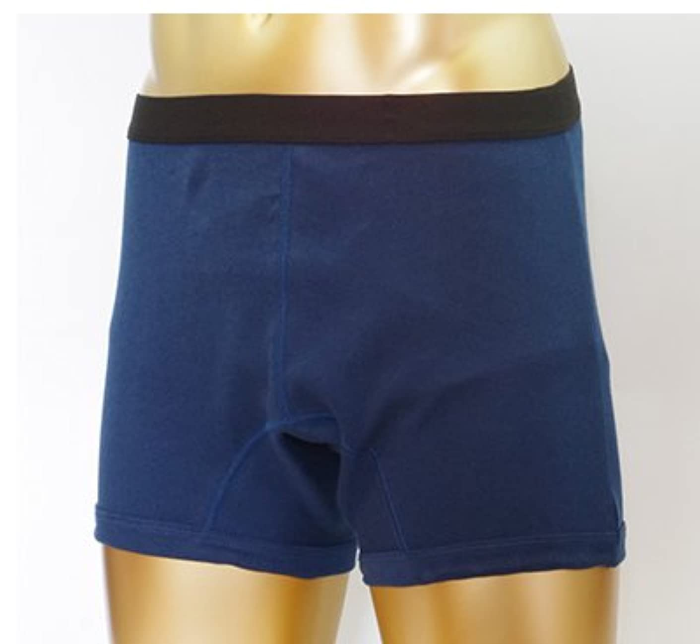 よろめく内訳グラフィック男性用失禁パンツ ボクサータイプ 「メンズスカイ」 Lサイズ