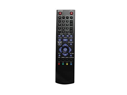 Great Price! HCDZ Compatible Replacement Remote Control for LG BD640C BP135 BP340 BP335W BP330 Blu-r...