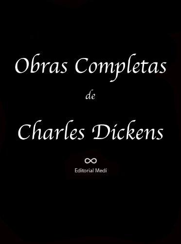 Obras Completas de Charles Dickens (Cuento de Navidad, David Copperfield, El Guardavías,...