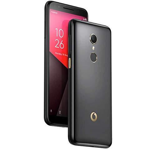 Vodafone Smart E9 - smartphone economico per ragazzi e anziani, facile utilizzo, android 8.1 4G con display da 5