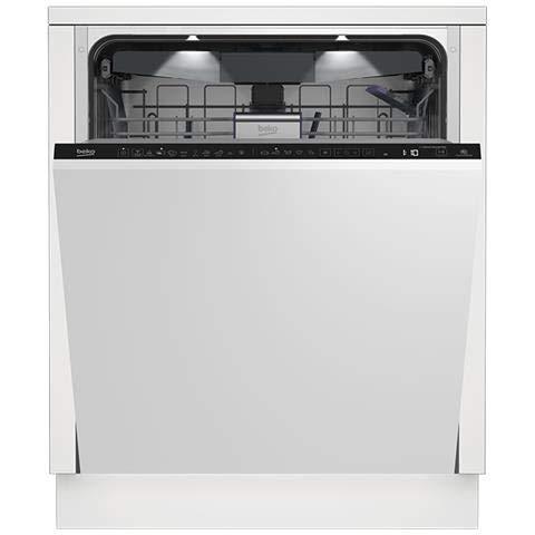 Beko DIN59530AD lavastoviglie A scomparsa totale 15 coperti A+++
