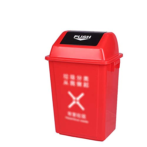 cubo estrecho fabricante Outdoor trash can