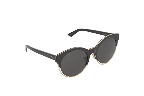 Christian Dior Sideral/1S Sunglasses Black Rose Gold/Gray