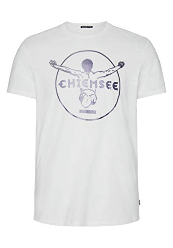 Chiemsee Herren T-Shirt, Star White, L