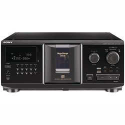 Sony CDPCX355 300-Disc MegaStorage CD Changer (Discontinued by...