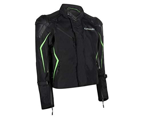 Kawasaki HIGHLINE Tourer Textiljacke Motorradjacke (3XL)