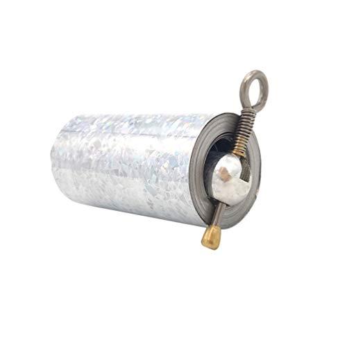 EXCEART Soporte de Bolsillo Plegable Trucos de Caña de Metal Apoyo de...