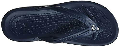 Crocs Crocband Flip, Unisex Zehentrenner, Blau - 11