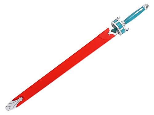 CoolChange Sword Art Online großes Cosplay Schwerter Flashing Light von Yuuki Asuna aus Holz mit Schwertscheide