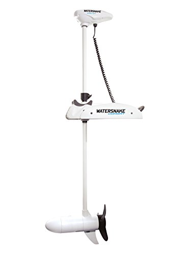 Watersnake Combat Saltwater Bow Mount 54lb Electric Trolling M