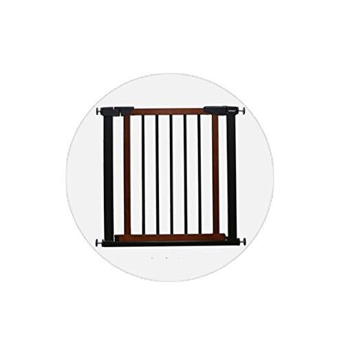 Clôture pour animaux de Compagnie, clôture de Porte de sécurité Enfant en Bois Massif bébé isolement Garde-Corps clôture d'escalier de Compagnie