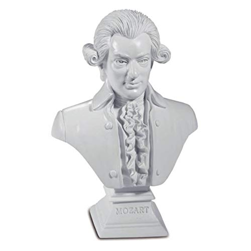 Isideco Kleine Büste Wolfgang Amadeus Mozart