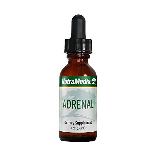 Nutramedix 30 ml Adrenal Support Herbal Supplement