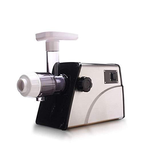 Juicer Machines, Anti-Oxidación Velocidad lenta Juicer Juicer Alto Jugo Rendimiento, Extrae la nutrición saludable de las frutas y las verduras incluye - hacer jugo, mermelada y sorbete, extractor de