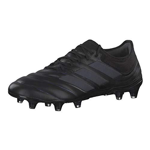adidas Bota Copa 19.1 FG Talla 44 2/3, Color Negro