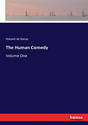 The Human Comedy: Volume One