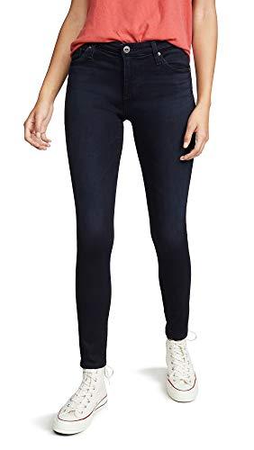 AG Adriano Goldschmied Women's Ankle Super Skinny Leg Jean, Blue Above, 29