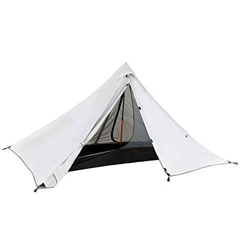 Tent for Camping Outdoor Lightweight Anti-mosquito Tent, Contains Two Tents That Can Be Used Separately, Compact and Lightweight for Picnic Fishing Travel Hiking