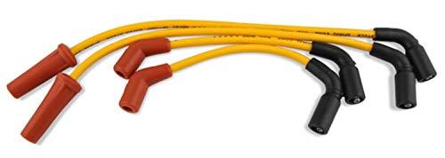 Bougiekabel geel Plug Wire Yel voor motorfiets Harley Davidson Soft 18+