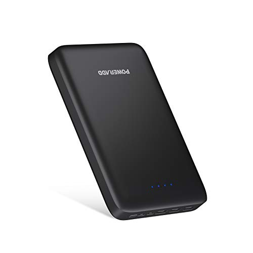 EnergyCell 30000mAh Power Bank, Tri-Outport & Dual...