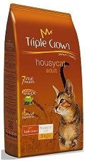 TRIPLE CROWN Pienso para Gatos HOUSY Cat 3Kg