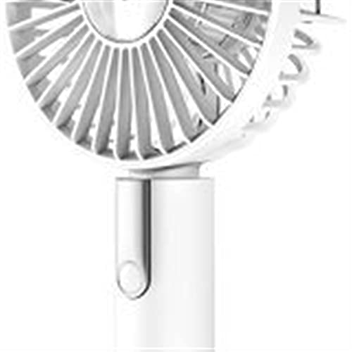 GDYJP Mini Ventilador Personal portátil USB Mini Ventilador de Mano de Ventilador de Mano con diseño Lindo de diseño portátil for el Dormitorio for el hogar Viaje al Aire Libre Interior