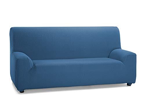 Martina Home Custodia di Divano Elasticizzato 2posti, Tessuto, 30x 40x 6cm 30x40x6 cm Blu Hostess