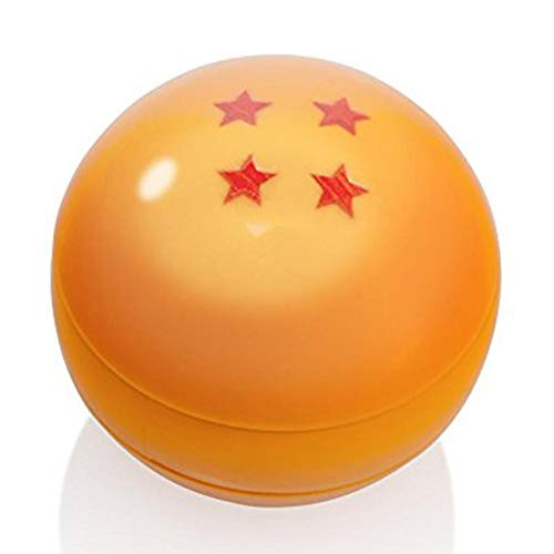 PokéFun Dragonball Herb Grinder, 55 mm, 3-teilig, Kraut- Gewürzmühle, Crunsher